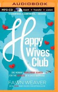 Happy Wives Club (Unabridged, Mp3)