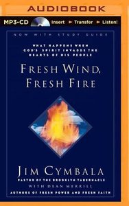 Fresh Wind, Fresh Fire (Unabridged Mp3)