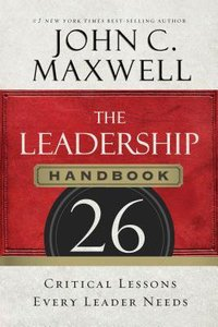 The Leadership Handbook (Unabridged, 8 Cds)