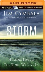 Storm (Unabridged Mp3)