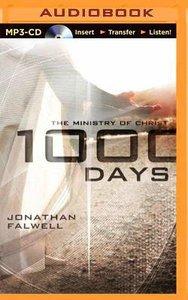 1000 Days (Unabridged, Mp3)