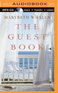 The Guest Book (Unabridged, Mp3)