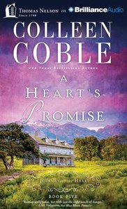 A Hearts Promise (Unabridged, 5 CDS) (#05 in Journey Of The Heart Audio Series)