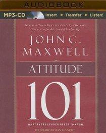 Attitude 101 (Unabridged, Mp3)