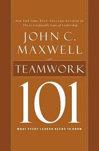 Teamwork 101 (Unabridged, 2 Cds)