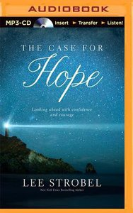 The Case For Hope (Unabridged, Mp3)