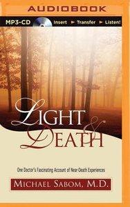 Light & Death (Unabridged, Mp3)