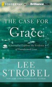 The Case For Grace (Unabridged, 6 Cds)