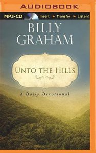 Unto the Hills (Unabridged, Mp3)