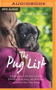 Pug List (Unabridged, Mp3)