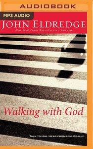 Walking With God (Unabridged, 6 Cds)