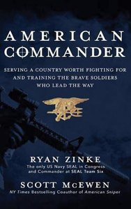 American Commander: Serving a Country Worth Fighting For and Training the Brave Soldiers Who Lead the Way (Unabridged, 9 Cds)