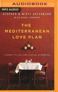 The Mediterranean Love Plan (Unabridged, Mp3)