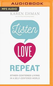 Listen, Love, Repeat (Unabridged, Mp3)