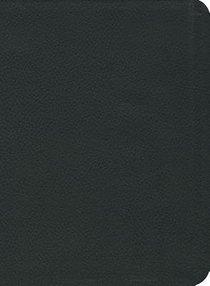 NKJV Reformation Study Bible Black Leather