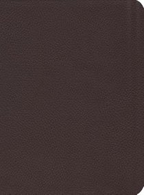 NKJV Reformation Study Bible Burgundy Leather