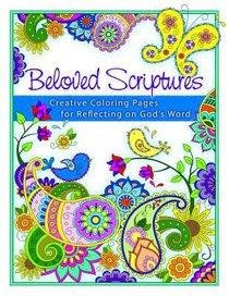 Beloved Scriptures (Adult Coloring Books Series)