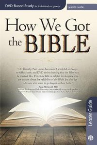 How We Got the Bible (Leader Guide)