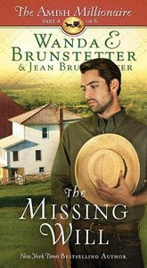 The Missing Will (#04 in The Amish Millionaire Series)