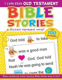 I Can Read Bible Stories: Old Testament