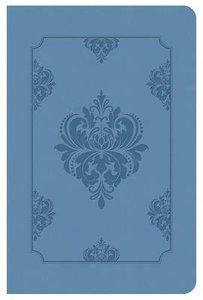 KJV Deluxe Gift & Award Bible Light Blue