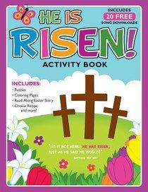 Activity Book: He is Risen! (Free Album Download)