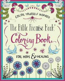 The Bible Promise Book For Hope & Healing (Adult Coloring Books Series)