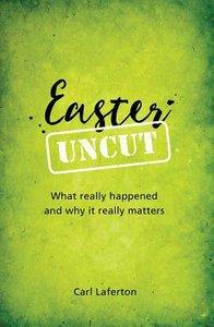 Booklet Easter Uncut