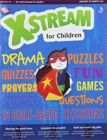 Light: Xstream 2016 #01: Jan-Mar Students Guide (8-11 Yrs)