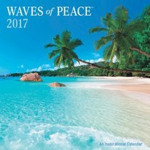 2017 Wall Calendar: Waves of Peace