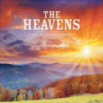 2017 Wall Calendar: The Heavens