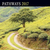 2017 Wall Calendar: Pathways