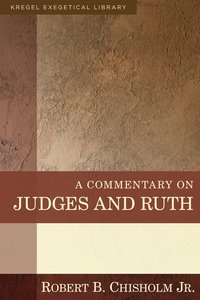Kec: A Commentary on Judges and Ruth