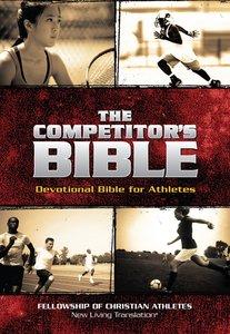 NLT Competitors Devotional Bible