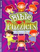 Bible Puzzlers 6-10 (Reproducible) (Warner Press Colouring & Activity Books Series)