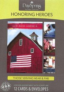 Boxed Cards Honoring Heroes: Honoring Heroes