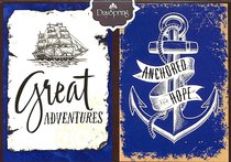 Premium Portfolio: Great Adventures (Sailing Ship/anchor)