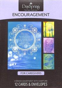 Boxed Cards Encouragement: Encouragement For Caregivers