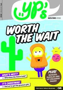 Yps 2016 #06: Nov-Dec (Every Day With Jesus Series)