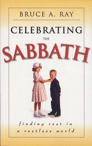 Celebrating the Sabbath