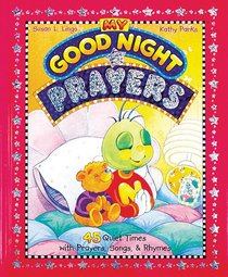 My Good Night Prayers (My Good Night Collection Series)