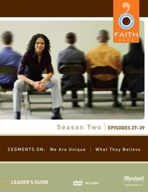 Faith Cafe: Season Two Episodes 27-39 (Leaders Guide)