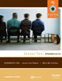 Faith Cafe: Season Two Episodes 40-52 (Leaders Guide)