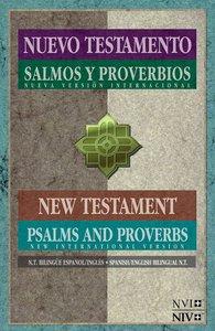 Nvi/Niv Nuevo Testamento Con Salmos Y Proverbios Bilingue (Spanish/english New Testament With Psalms & Proverbs)