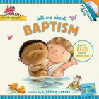 Tell Me About Baptism (Includes CD & Stickers) (Wonder Kids: Train Em Up Series)