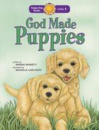 God Made Puppies (Happy Day Level 1 Pre-readers Series)