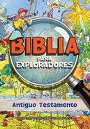 Biblia Para Exploradores: Antiguo Testamento (Bible Sleuth: Old Testament)