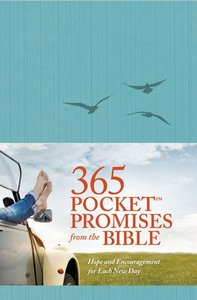 365 Pocket Promises From the Bible (Nlt)