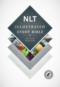 NLT Illustrated Study Bible Indexed (Black Letter Edition)