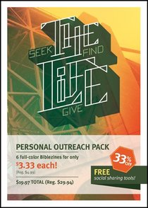 NLT Life Personal Outreach (6-pack)